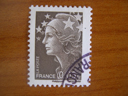 France  Obl  N° 4227 Cachet Rond Noir - 2008-13 Marianne Of Beaujard