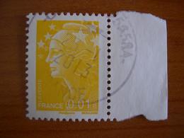 France  Obl  N° 4226 Cachet Rond Noir - 2008-13 Marianne Of Beaujard