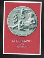 DR GA Nürnberg 1939 Reichsparteitag Des Friedens - Militaria