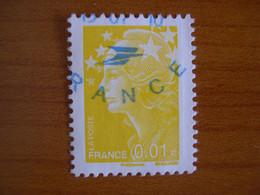 France  Obl  N° 4226 Cachet Rond Bleu - 2008-13 Marianne Of Beaujard