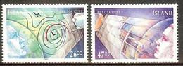 ISLANDE N°695/696** - Cote 10.00 € - Ungebraucht