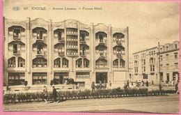 C.P. Knokke  =  Avenue  LIPPENS  :  Princes  Hôtel - Knokke