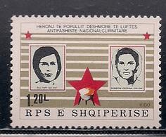 ALBANIE  N°  1857   NEUF  ** - Albania