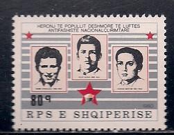 ALBANIE  N°  1856   NEUF  ** - Albania