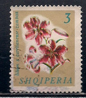 ALBANIE  N°  780   OBLITERE - Albania