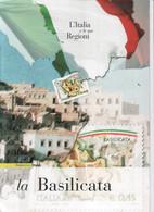 """Italia - 2004 FOLDER  """"Regioni D'Italia - Basilicata"""" MNH** - Paquetes De Presentación"""