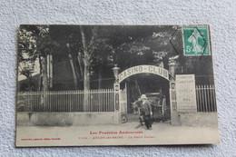 Cpa 1909, Aulus Les Bains, Le Petit Casino, Ariège 09 - Other Municipalities