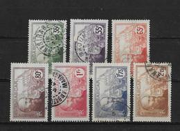 Madagascar Yv. 199 - 205 O. - Used Stamps