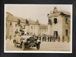 DR Ak Adolf Hitler Einzug In Warschau / SSt Pilsen - Oorlog 1939-45