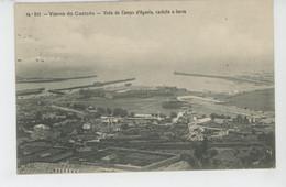 PORTUGAL - VIANA DO CASTELO - VIANNA DO CASTELLO - Vista O Campo D'Agonia, Castello E Barra - Viana Do Castelo