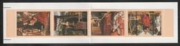 Madère - N° 190/3a ** (1996) Tableaux : Peinture Sacrée - CARNET - - Madeira