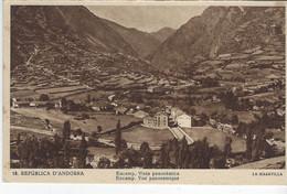 ANDORRE - ENCAMP - Andorra