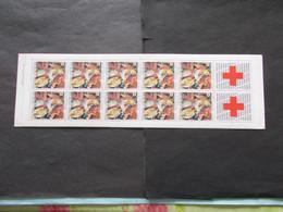 FRANCE - CARNETS  N° 2034  CROIX ROUGE     Années 1985   Neuf XX   Sans Charnieres Voir Photo - Cruz Roja