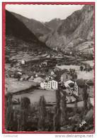 CPSM VALLS D' ANDORRA ENCAMP Vista  General - Al Fons Radio Andorra  * Format CPM - Andorra