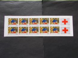 FRANCE - CARNETS  N° 2036   CROIX ROUGE     Années 1987   Neuf XX   Sans Charnieres Voir Photo - Cruz Roja