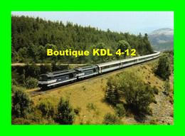 RU 0636 - Train Le Cévenol - Loco BB 67574 Vers PREVENCHERES - Lozère - SNCF - Treni