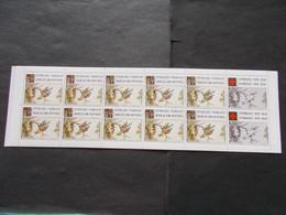 FRANCE - CARNETS  N° 2038   CROIX ROUGE     Années 1989   Neuf XX   Sans Charnieres Voir Photo - Cruz Roja