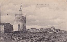 Hérault : MAGALAS : La Vierge - Autres Communes