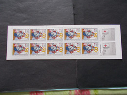 FRANCE - CARNETS  N° 2042   CROIX ROUGE     Années 1993   Neuf XX   Sans Charnieres Voir Photo - Cruz Roja