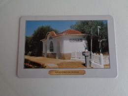Train Junta De Freguesia Do Entroncamento Apeadeiro De Donas Portugal Portuguese Pocket Calendar 2000 - Small : 1991-00