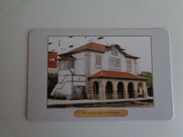 Train Junta De Freguesia Do Entroncamento Estação De Contumil Portugal Portuguese Pocket Calendar 2000 - Small : 1991-00