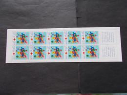 FRANCE - CARNETS  N° 2049    CROIX ROUGE     Années 2000    Neuf XX   Sans Charnieres Voir Photo - Croce Rossa