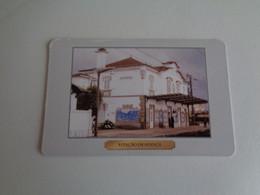 Train Junta De Freguesia Do Entroncamento Estação De Avanca Portugal Portuguese Pocket Calendar 2000 - Small : 1991-00
