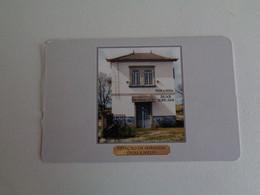 Train Junta De Freguesia Do Entroncamento Estação De Miranda Duas Igrejas Portugal Portuguese Pocket Calendar 2000 - Small : 1991-00