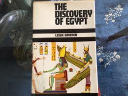 The Discovery Of Egypt Par Leslie Greener - Moyen Orient