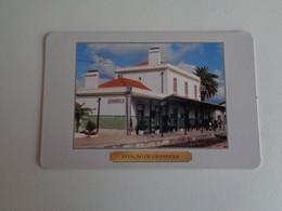Train Junta De Freguesia Do Entroncamento Estação De Grandola Portugal Portuguese Pocket Calendar 2000 - Small : 1991-00