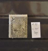 04 - 21 / Madagascar N° 77 - 5F Zébu - Beau - Cote : 105 Euros - Used Stamps