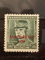 Eslovaquia. 1939. Slovensky Stat 1939. 50 H.** - Nuevos