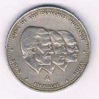 HALF PESO 1984 DOMINICAANSE REPUBLIEK /3132/ - Dominicana