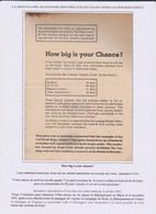 Document - Ww2 - Propagande Allemande - Tract - Allemagne - Alliés - 1939-45