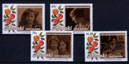 UMM 1985 Queen Mother - Aitutaki