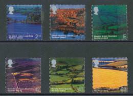 GRANDE-BRETAGNE - 2004 - Yvert  2533/2538 - NEUFS ** Luxe MNH - Série Complète 6 Valeurs - Paysages D'Irlande Du Nord - Unused Stamps