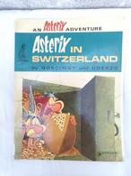 ASTERIX IN SWITZERLAND - Newspaper Comics