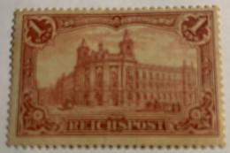 ALLEMAGNE - DEUTSCHES REICH - N°Y61 M=63 (neuf Gomme Défectueuse - Radiergummé Defekt) 1m.neuf 1900 - En L'état - - Nuevos