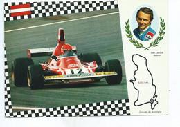 Niki Lauda - Circuit D'Auvergne F1 - Grand Prix / F1