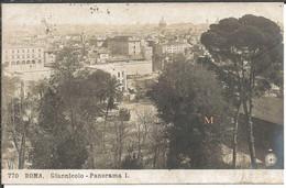 Roma - Gianicolo - Panorama - Parks & Gardens