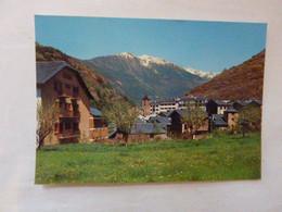 ANDORRA - La Cortinada - Andorra