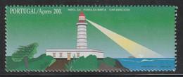 Açores - N°451 ** (1996)  Phares - Azores