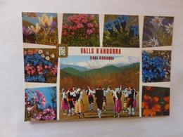 VALLS D'ANDORRA - Flora D'Andorra - Multivues - Andorra