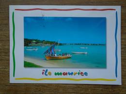 """île Maurice  """""""" Beau Timbre """""""" - Mauritius"""