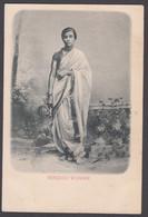 INDIA, Hindoo Woman - India