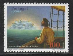 Açores - N°456 ** (1997)  Europa - Azores