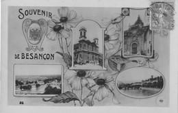 "BESANCON - Edition ""ROSE"" - 2 Cp, N° 6 Et N° 26 - 1 Cp A Circulée En 1913. Bon état. 2 Scan - Besancon"