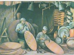 IRAQ - Baghdad Museum - Amanat Al Asimah - Coppersmith - Ibrahim Al Kamaly - Iraq