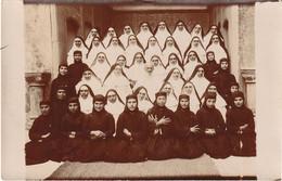 IRAQ - MOSSOUL - SOEURS DES MISSIONS DOMINICAINES - RELIGION CHRETIENNE - CARTE PHOTO- BEAU PLAN - Iraq