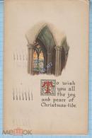 USA / Vintage Postcard / Merry Christmas. Religion . 1919 - Sonstige